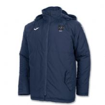 Ards FC Everest Bench Jacket - Navy
